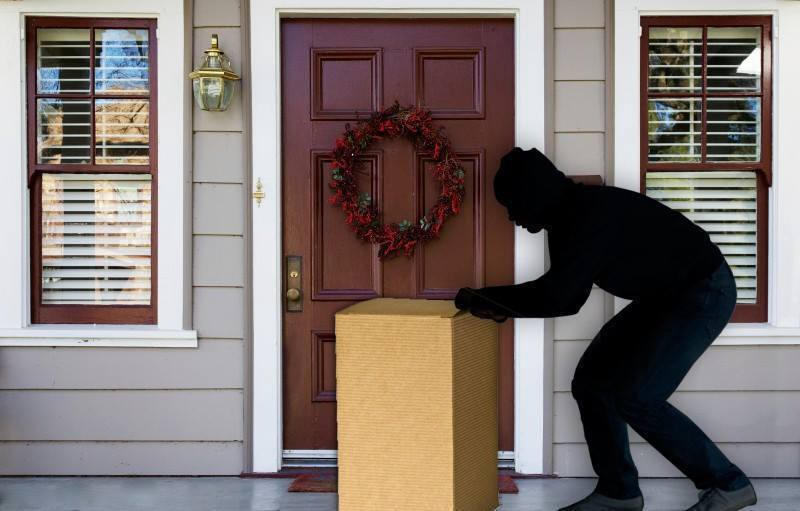 video surveillance and protecting against porch pirates