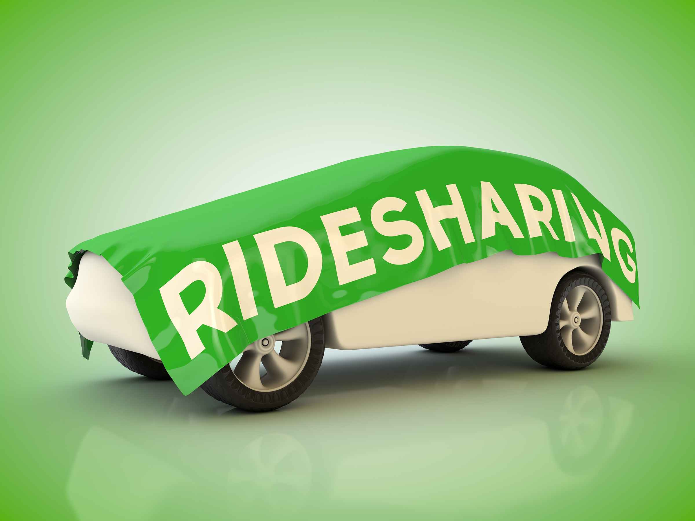 Personal security when ride sharing